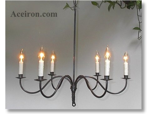 globe chandeliers small of aspen categories chandelier iron shades rustic cast wooden wrought light