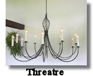 click here for Custom Theatre Chandelier Page
